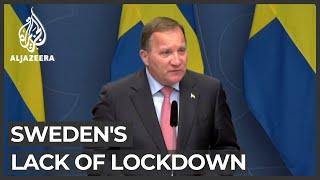 Is Sweden's no-lockdown model sustainable?