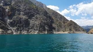 Путешествие в каньон реки Нарын, Токтогульское вдхр. Travel To The Canyon Of The Naryn River.
