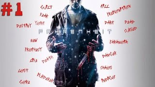 Прохождение Fahrenheit - Жестокое Убийство #1