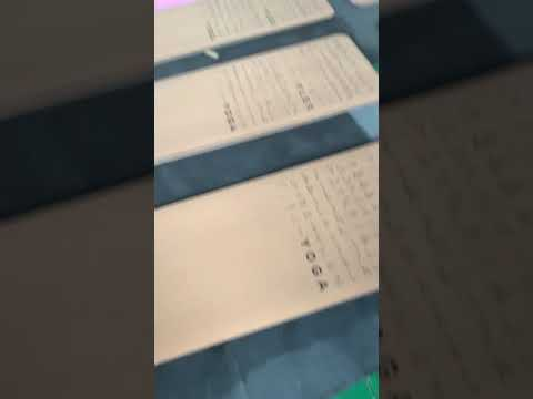 Printing of cork yoga mats