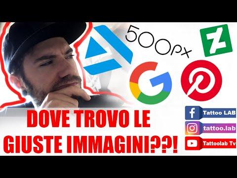 DOVE TROVO LE GIUSTE IMMAGINI?! (PINTEREST, 500PX, ARTSTATION, DEVIANTART, GOOGLE RICERCA IMMAGINI)