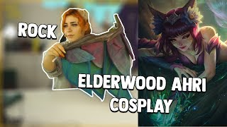 Elderwood Ahri Cosplay Tutorial - Der Rock