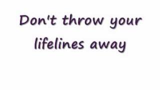 Aha - Lifelines (lyrics)