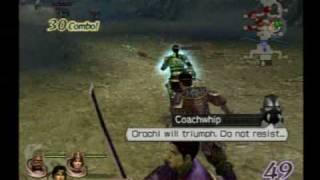 Gambar cover Warriors Orochi 1 Shu-2 Battle of Hasedo part 1