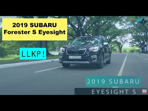 Subaru Forester S Eyesight Review