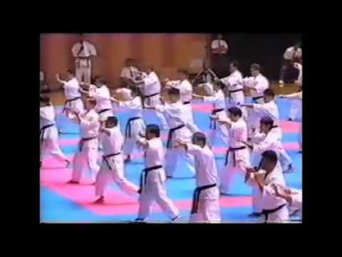 1997 Okinawa Karate and Kobudo World Tournament Demonstrations