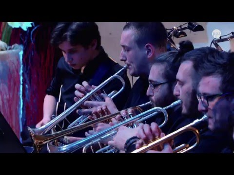 It Might As Well Be Spring - Ljubljana Academy of Music Big Band