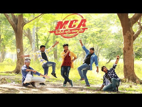 MCA Title Song |Lucky Chinna Choreography...