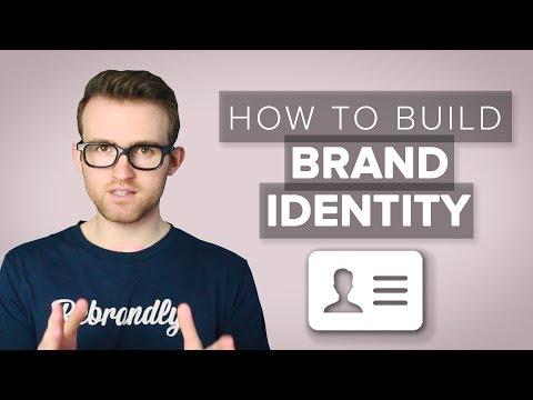 How To Build Brand Identity