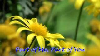 Part of Me, Part of You - England Dan and John Ford Coley