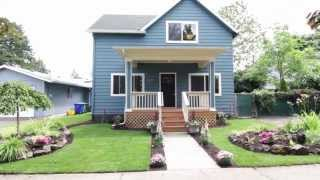 Portland Oregon Real Estate Video Tour - 8602 N. Druid Ave., Portland, OR 97203