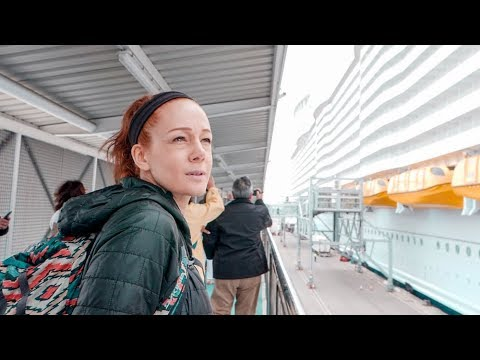 First Day on Symphony Of The Seas - Royal Caribbean