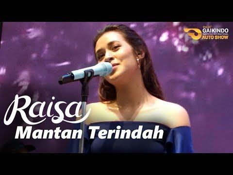 RAISA - Mantan Terindah (Live at GIIAS 2017 | Booth Suzuki)