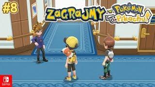 CHOROBA NA STATKU ŚWIĘTEJ ANNY #8 Zagrajmy w Pokémon Let's Go Pikachu - Hikomikos