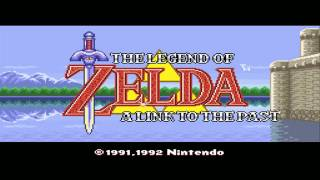 The Legend of Zelda ~ A Link to the Past Music - Dark World Dungeon