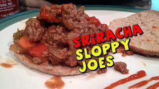 Healthy SRIRACHA Sloppy Joes Recipe (High Protein)