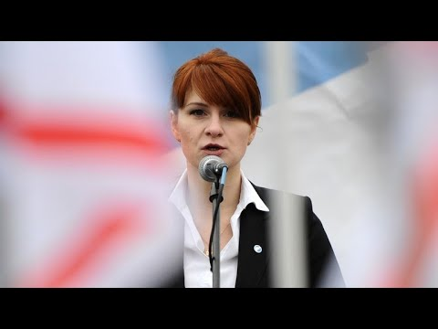 Who is accused Russian spy Maria Butina?