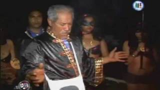Extranormal Rituales Satanicos Misa Negra en Catemaco 1ra parte 14 marzo 2010