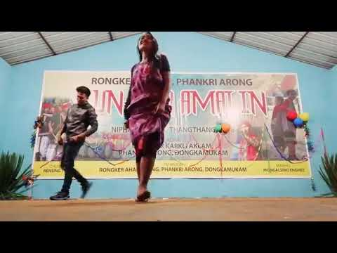 Ruve-2 Title Song Malin Engtipi Actress And Erick Bey Without Rehearsal