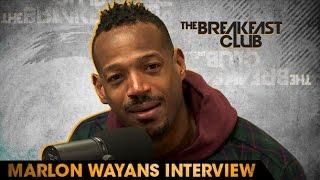 Marlon Wayans Interview at The Breakfast Club (05/18/2016)