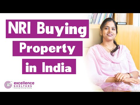 How Person Outside India Can Invest in Land - Mrs. Reshma Hajite