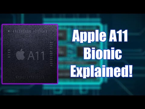 Download Youtube: Apple A11 Bionic- All you need to know!! [inc.Benchmarks]
