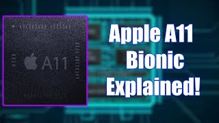 Apple A11 Bionic- All you need to know!! [inc.Benchmarks]