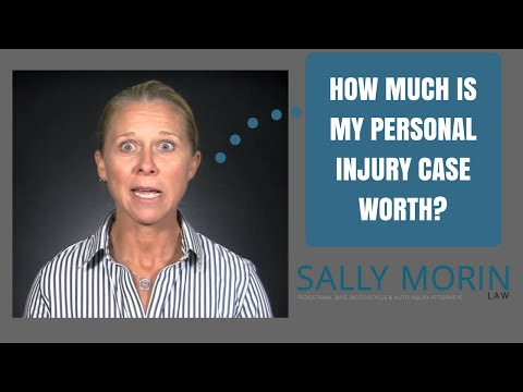 How Much is My Personal Injury Case Worth? [Help from a San Francisco Personal Injury Lawyer]