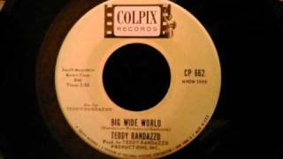 Teddy Randazzo - Big Wide World - Beautiful Early 60