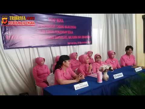 Tatap Muka Ketua Bhayangkari Cabang Majalengka Bersama Pengurus Ranting Mp3