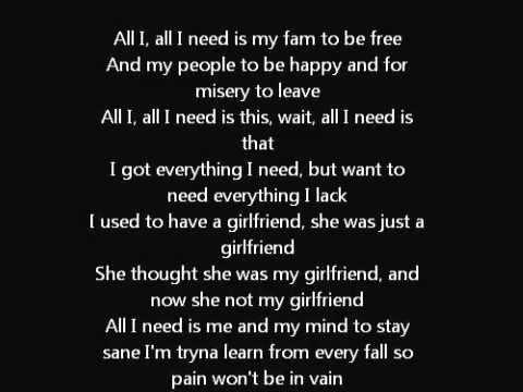 ENVY - One Song Lyrics