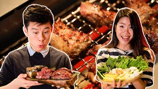 We Try Vietnamese Barbecue For The First Time