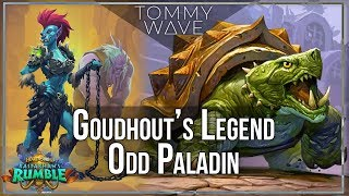 Goudhout