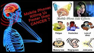 Mobile Phones killing us faster than CANCER? | BEST ADVICE: HOW TO PROTECT YOURSELF || by FitGuru