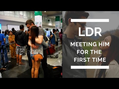 Long Distance Relationship Meeting For The First Time! (South Africa & Philippines)