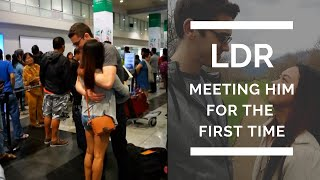 Gambar cover Long Distance Relationship Meeting For The First Time! (South Africa & Philippines)