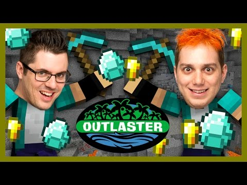 ULTIMATE MINING CHALLENGE (Maricraft: Outlaster Part 4)