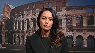 """Rula Jebreal: My """"Secret Interview"""" with Jamal Khashoggi Before His Brutal Murder by the Saudis"""