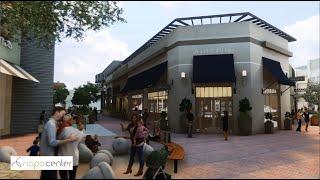The future Napa Center