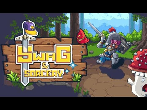 Swag and Sorcery - Gameplay on PC - 60FPS [5700XT + R5 3600] |