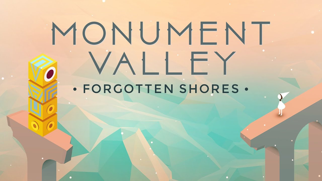 Monument Valley Forgotten Shores Out Now