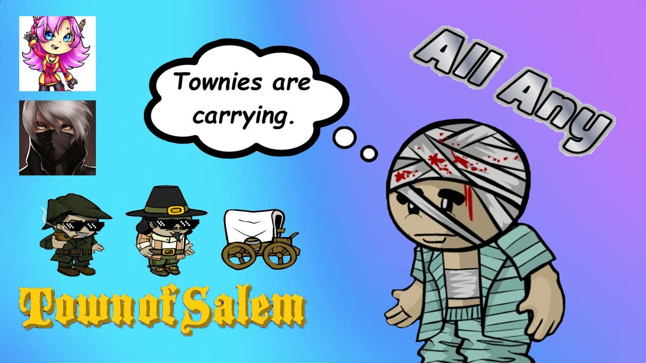 I dont know what to do | Town of Salem (All Any) - YouTube