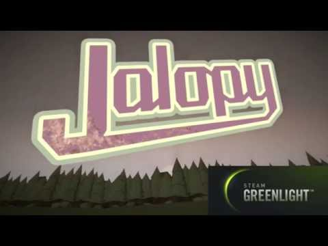 Jalopy Interview | Words About Games @ EGX 2016 |