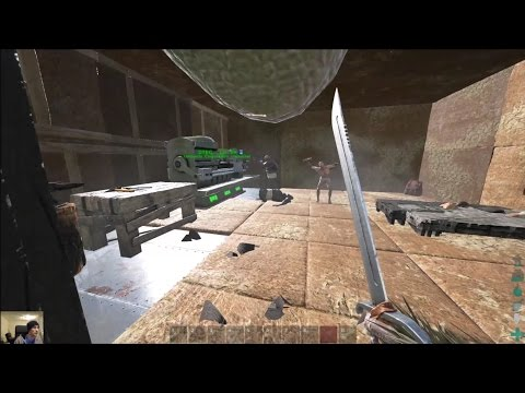 Ark: Fighting script hackers ect, Counter Raid. IS THIS THE END OF ARK?