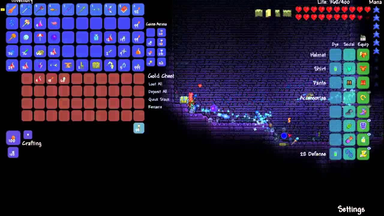 how to get the nazar in terraria
