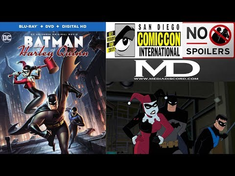 Dre's Mini Non Spoiler Review of Batman And Harley Quinn