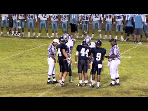 Waianae-Kealakehe highlights (1 of 2) 11/12/2010