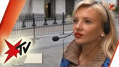 Evelyn Burdecki an der Börse in New York - Teil 1 | stern TV