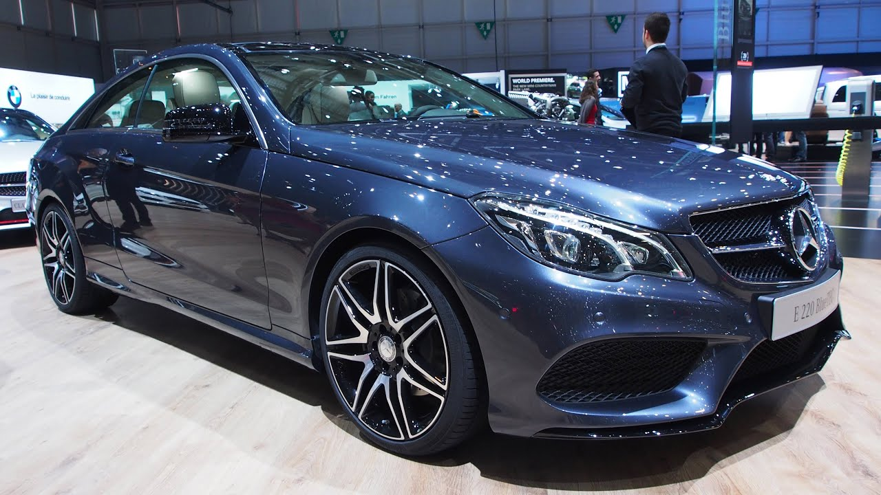 2015 mercedes benz e class coupe e 220 bluetec exterior and interior walkaround youtube. Black Bedroom Furniture Sets. Home Design Ideas