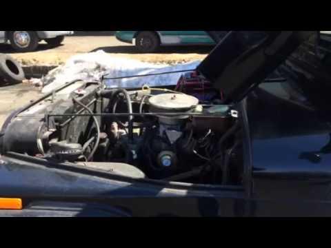 For Sale Jeep Cj7 Cj 7 258 4 2l Complete Engine Howell